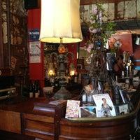 Photo taken at Chez Oskar by Elizabeth on 4/14/2013