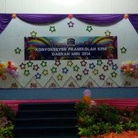 Photo taken at Dewan Suarah by Aida R. on 11/13/2014