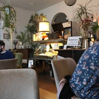 Foto tomada en CAFÉ gestern, heute & morgen por Gergo K. el 1/20/2018