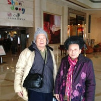 Photo taken at Grand Tower Hotel by Kyle L. on 12/26/2012