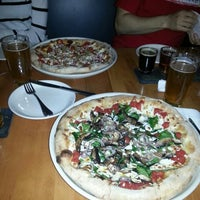 Photo taken at Pizzeria Paradiso by Gilberto M. on 4/21/2013