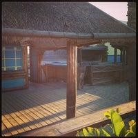 "Photo taken at Alfredo's Beach Club's ""Kayak Cafe"" At Alamitos Bay by Anji B. on 6/26/2013"