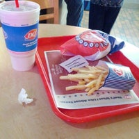 Photo taken at Dairy Queen by Mark L. on 2/3/2013