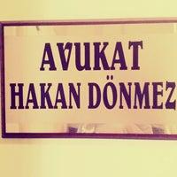 Photo taken at Dönmez Hukuk Bürosu by Gamze D. on 10/3/2014