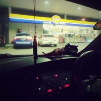 Photo taken at Esso by Diana A. on 6/20/2013