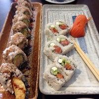 Photo taken at PB Mika Sushi by Nikki K. on 6/2/2014