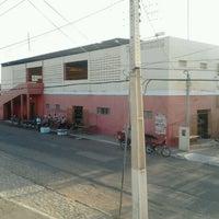 Photo taken at Clube Municipal de Ipanguaçu by Arthu L. on 2/8/2013