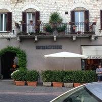 Photo taken at Hotel Belvedere by Julian P. on 5/4/2013