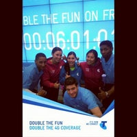 Photo taken at Telstra Experience Centre by Sisi K. on 9/19/2013