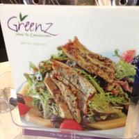 Photo taken at Greenz Salads by David M. on 8/16/2013