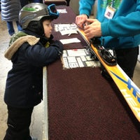 Photo taken at Sunburst Ski Area by Paul S. on 2/3/2013