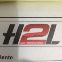 Photo taken at H2L Distribuidora by Lelo O. on 9/2/2013
