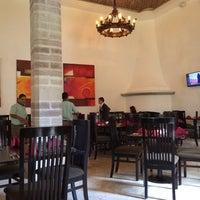 Photo taken at Restaurante La Huerta Café by Siervo S. on 7/30/2015