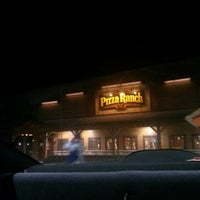 Photo taken at Pizza Ranch by Crystal Jerry S. on 1/14/2014