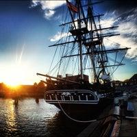 Foto tirada no(a) USS Constitution por Shane A. em 10/18/2012