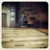 Photo taken at Coffee Business District by Валентина Б. on 4/21/2013