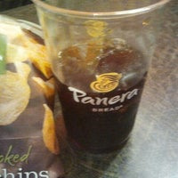 Photo taken at Panera Bread by Niqui R. on 1/27/2013
