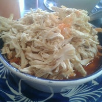 Photo taken at Pozole Zirahuen by Fer H. on 5/1/2013
