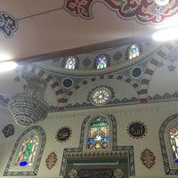 Photo taken at Tahsinağa Camii by Rüstem D. on 1/16/2018