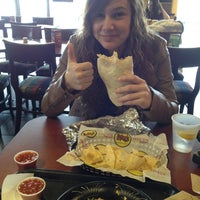 Photo taken at Moe's Southwest Grill by Lauren K. on 12/27/2012