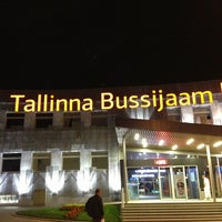 Photo taken at Tallinn bus station by Rumma Y. on 8/10/2013