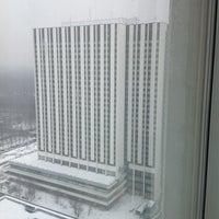Снимок сделан в Измайлово «Гамма-Дельта» / Izmailovo Gamma Delta Hotel пользователем Павел Б. 1/29/2013