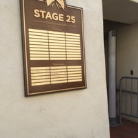 Photo taken at Stage 25: Paramount Studios by Chuck W. on 1/19/2015