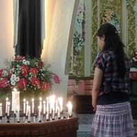 Photo taken at Gereja Katolik Katedral Santa Perawan Maria Dari Gunung Karmel by Selda P. on 5/19/2013