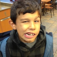 Photo taken at Tim Hortons by Veronica Leigh E. on 10/26/2012
