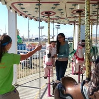 Photo taken at Route 66 Carousel Park by Angel J. on 3/14/2014