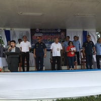 Photo taken at PNP Regional Headquarters 8 by Tzoneph on 7/8/2016