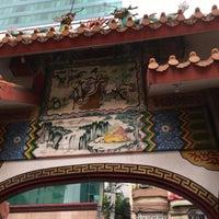 Photo taken at Kim Luan Temple 金鑾御苑 by Tzoneph on 8/10/2016