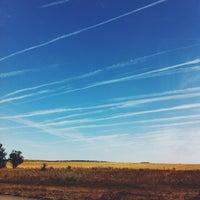 Photo taken at Красный Сулин by Ksenya B. on 9/4/2014