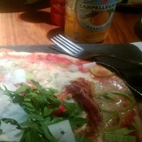 Photo taken at Pizza Express by Marcin D. on 3/20/2013