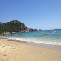 Foto scattata a Kleopatra Plajı da Neşe D. il 6/21/2013
