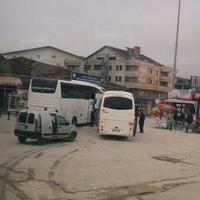 Photo taken at Düzce Şehirler Arası Otobüs Terminali by Fatih A. on 4/19/2013