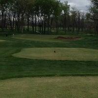 Photo taken at Shoal Creek Golf Course by Dan V. on 5/1/2014