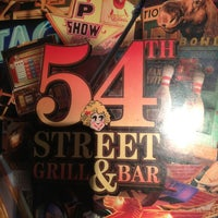 Photo taken at 54th Street Grill & Bar by Dan V. on 1/9/2013