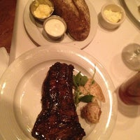 Photo taken at Gallagher's Steakhouse by Dan V. on 2/27/2013