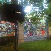 Photo taken at Hof van Ryhove by Peter G. on 8/31/2013