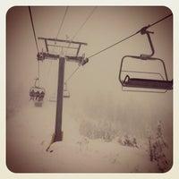 Photo taken at Cypress Mountain Ski Area by Jerkwithacamera on 12/16/2012
