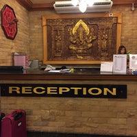 Photo taken at Bangkok Residence Hotel by Iema M. on 3/14/2015