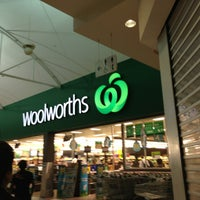 Photo taken at Woolworths by Iema M. on 3/30/2013