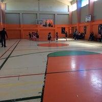 Photo taken at Zehra Gürbüz Spor Salonu by Jessica G. on 3/31/2014
