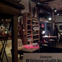 Photo taken at Weinscheune Steinhude by Dirk Eickmeier on 11/28/2013