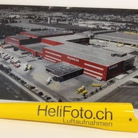 Photo taken at HeliFoto.ch by Gregory K. on 2/14/2013