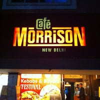 Photo taken at Cafe Morrison by Rabindra V. on 5/1/2013
