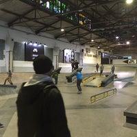 Foto tomada en Skatehalle Berlin por Betty K. el 12/13/2015