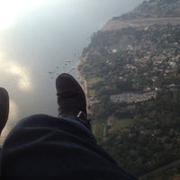 Photo taken at Realworld Paragliding by Betty K. on 1/2/2013