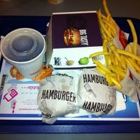 Photo taken at McDonald's (VERO Центар) by Todor E. on 1/19/2013